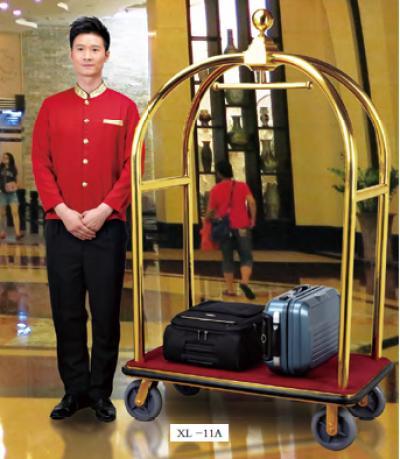 Xe đẩy hành lý – Ưu điểm và cách bảo quản